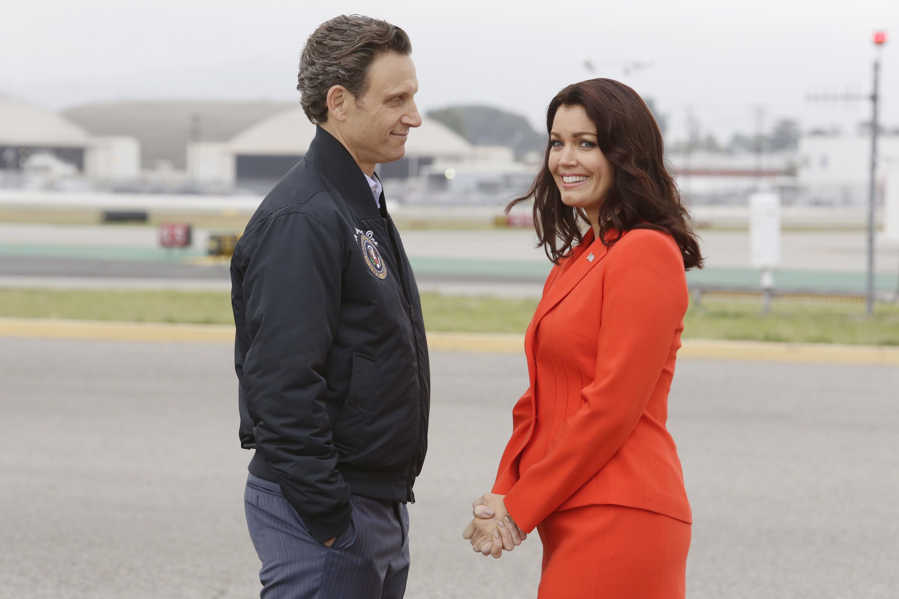Jake Revealed as Mellie's Running Mate on 'Scandal