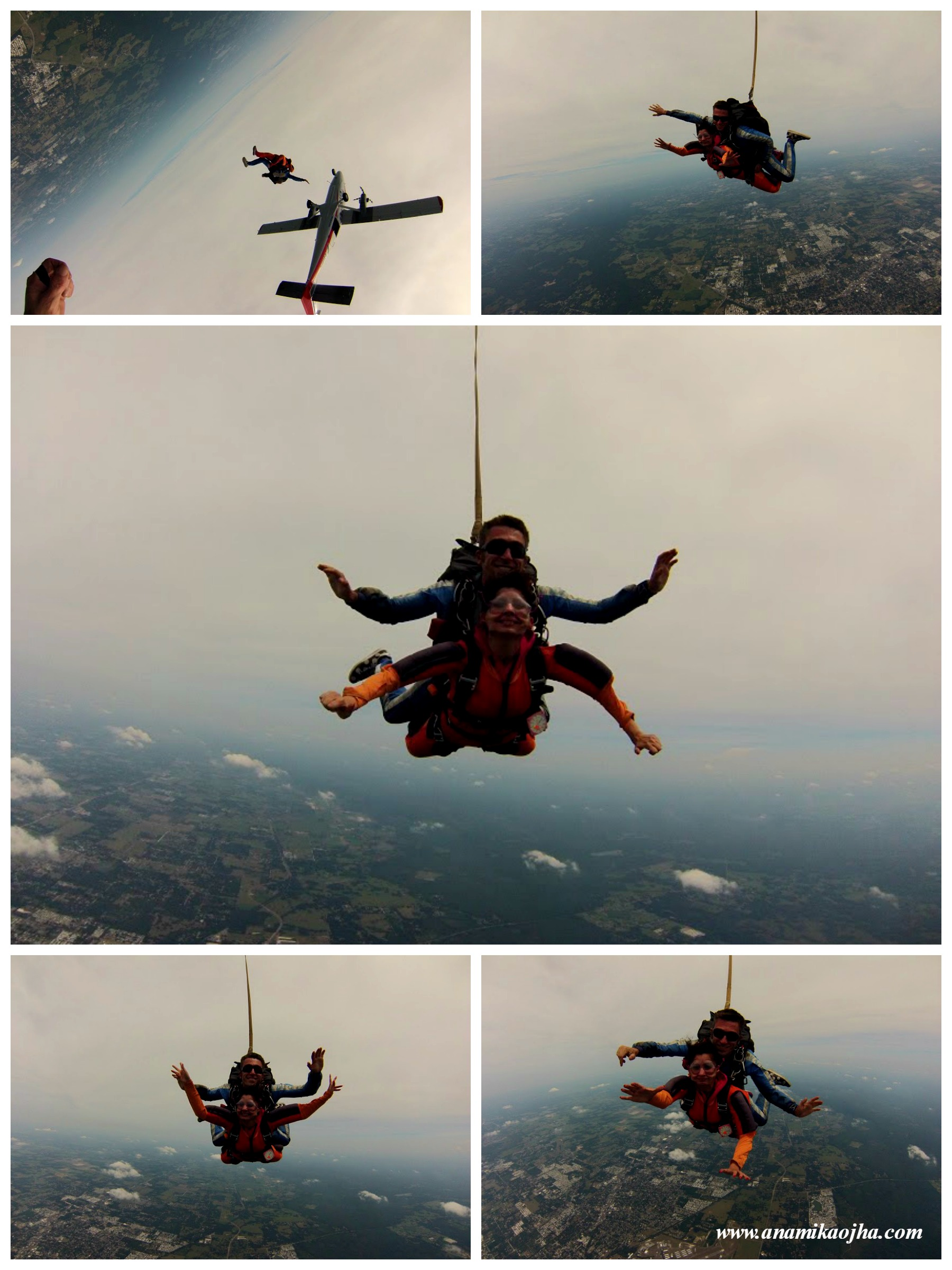 Skydiving: My First Tandem Jump Experience   HuffPost Life