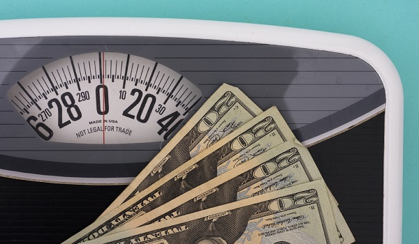 Contest to win money for losing weight