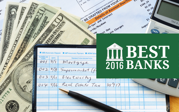 10 Best Checking Accounts of 2016 | HuffPost