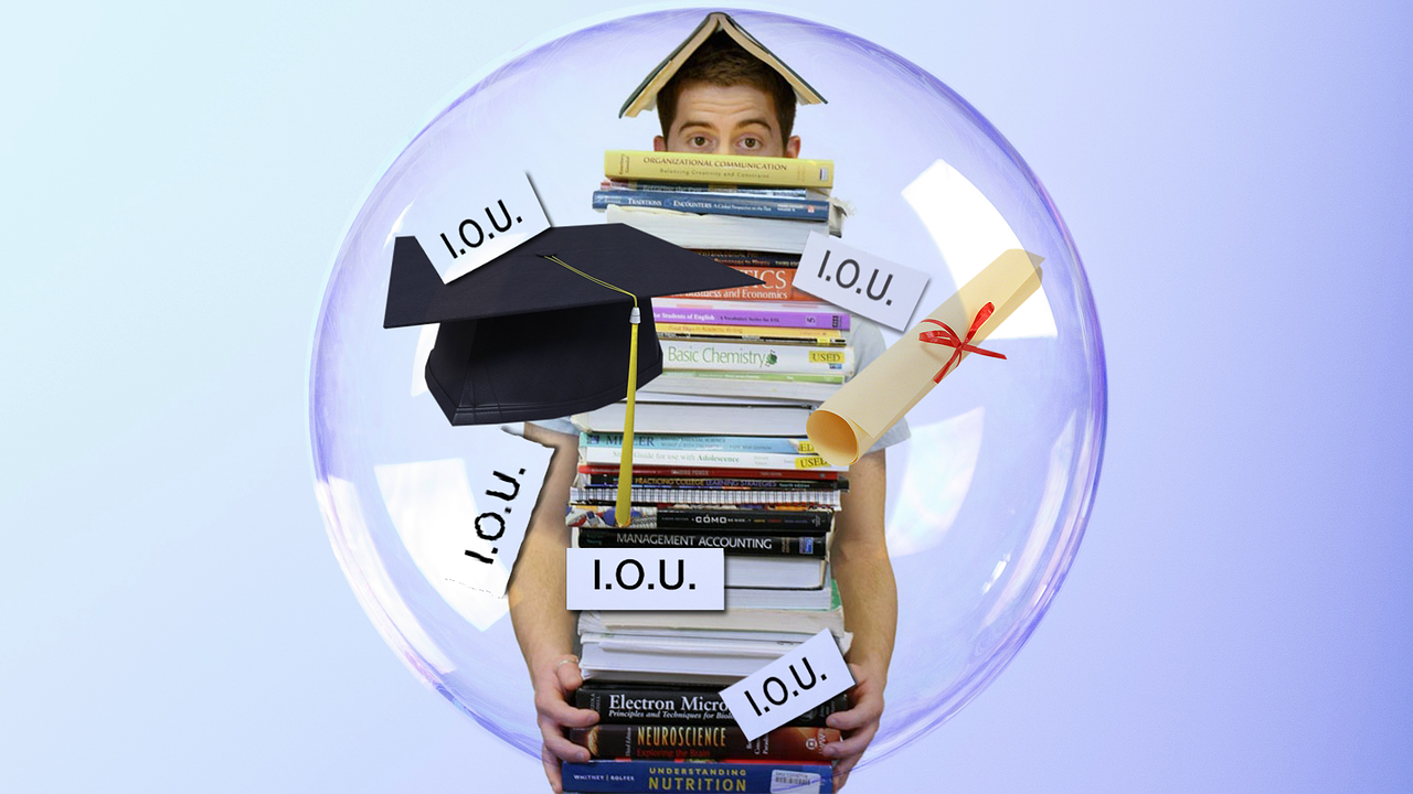 student loan debt You might be eligible for a number of programs that will help to repay your  student loan debt (problem is, these programs aren't easy to find out.