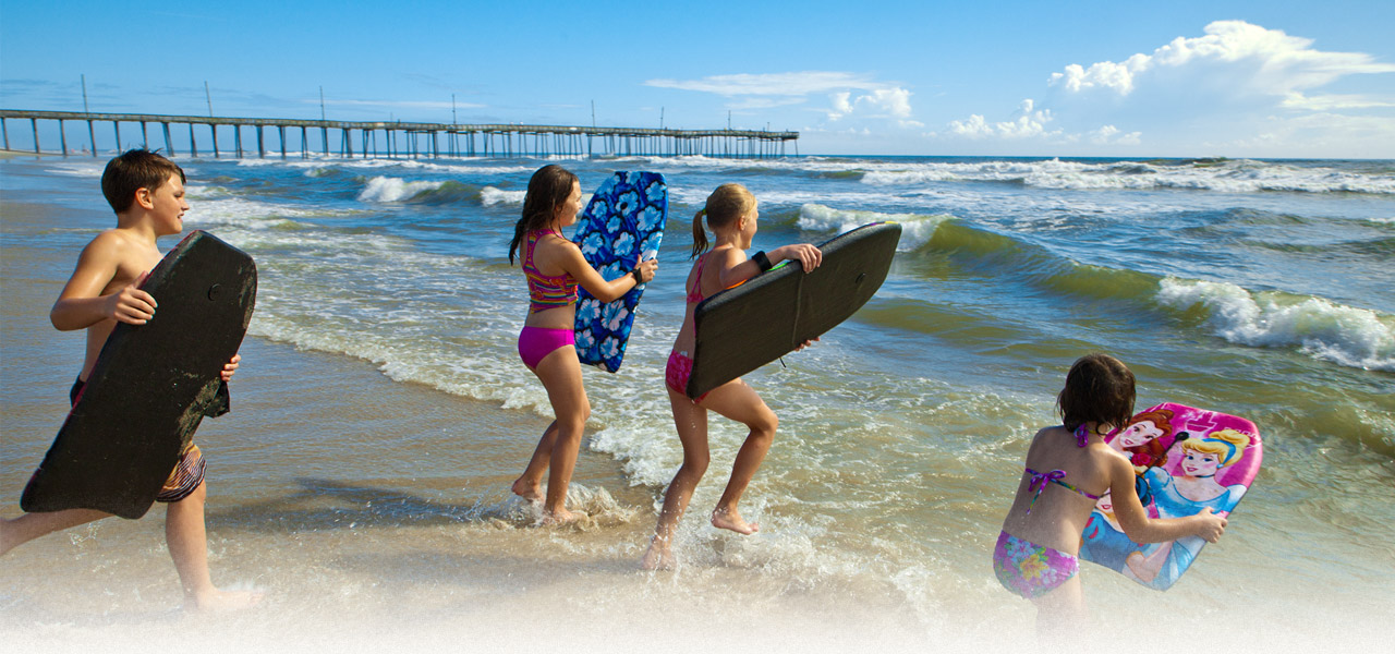 Cape Hatteras A Top Family Beach Huffpost Life