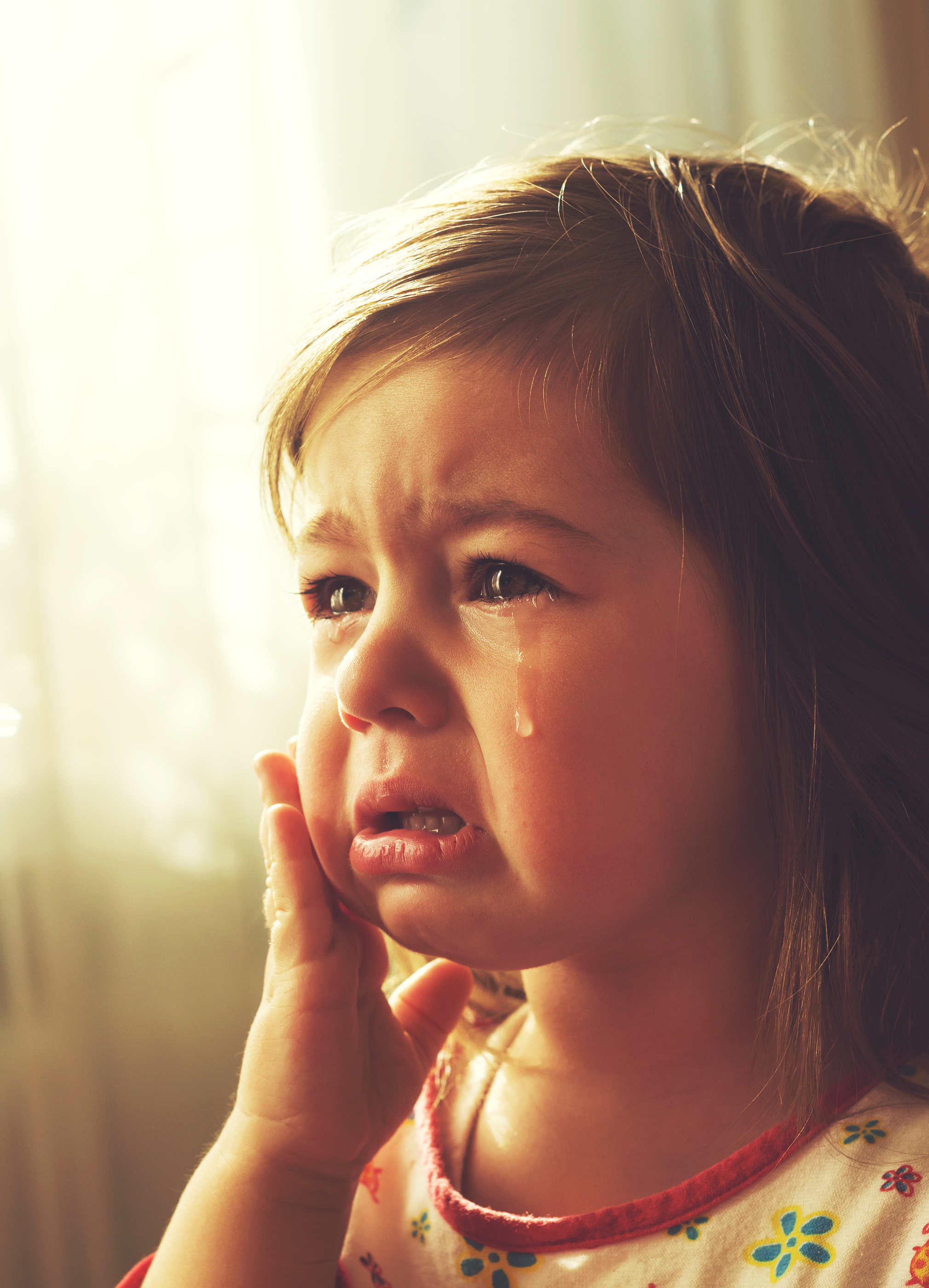 Dear Mommy and Daddy, It's Me Your Anxious Toddler. Please ...