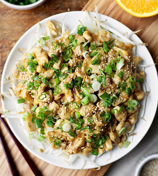 Tossed & Stir Fried: 5 Asian Style Recipes You can Make in 20 Minutes or Less