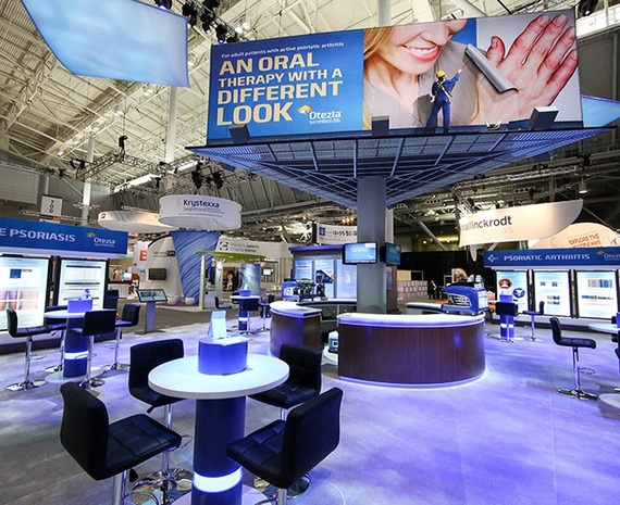 Exhibitor Booth Setup : Trade show booth success tips huffpost