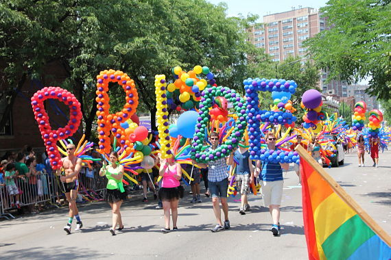 2016 Guide to Coast-to-Coast Gay Pride   HuffPost