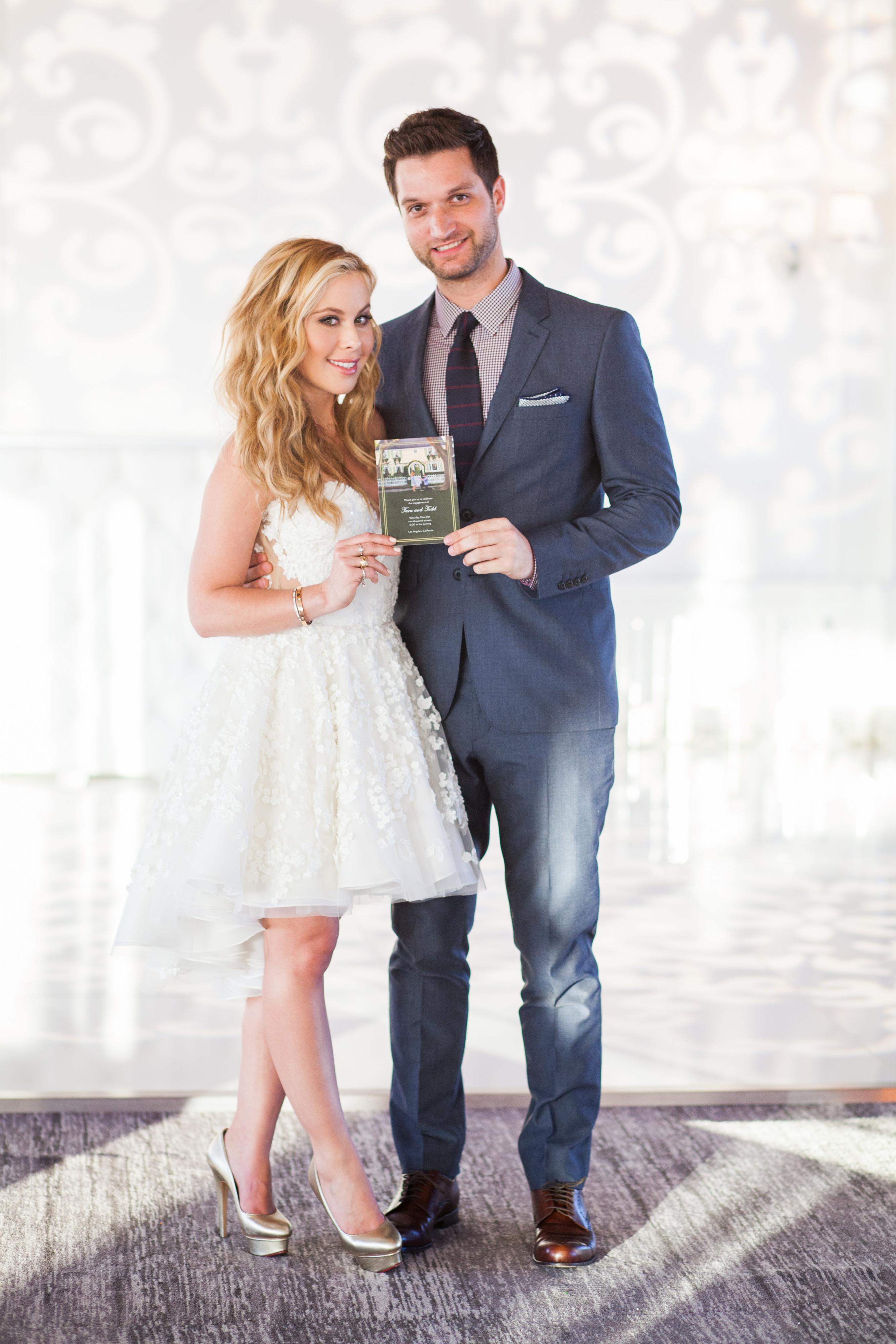 Tara and todd wedding