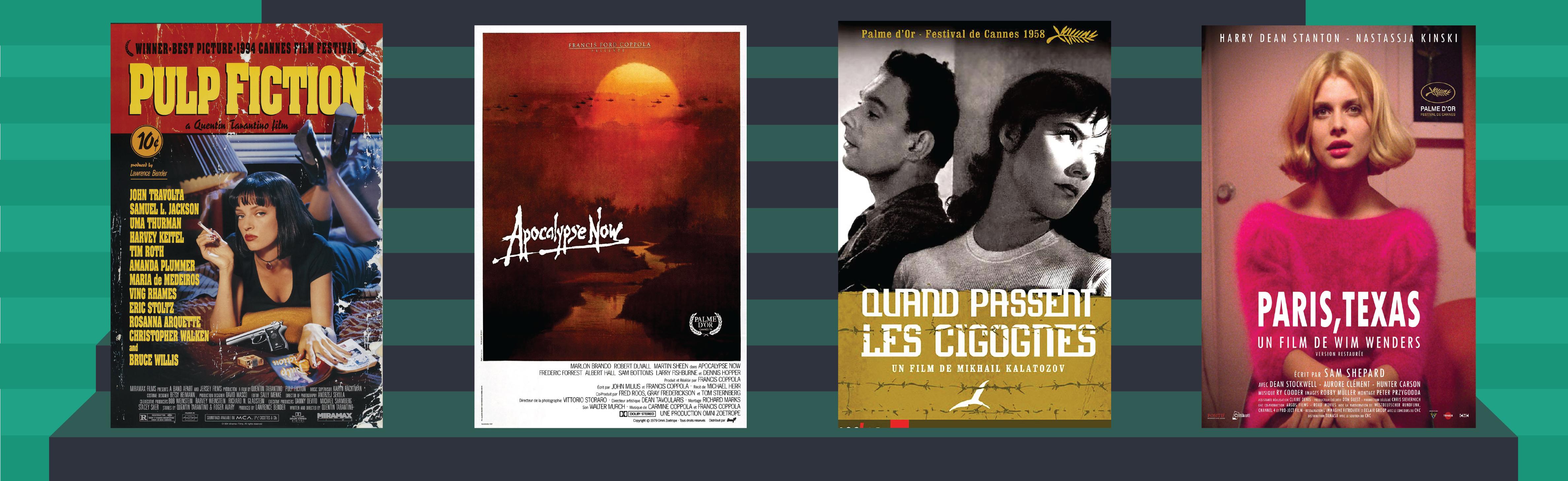 Irreversible Filme Delightful les palmes d'or sont-elles toujours les meilleurs films?