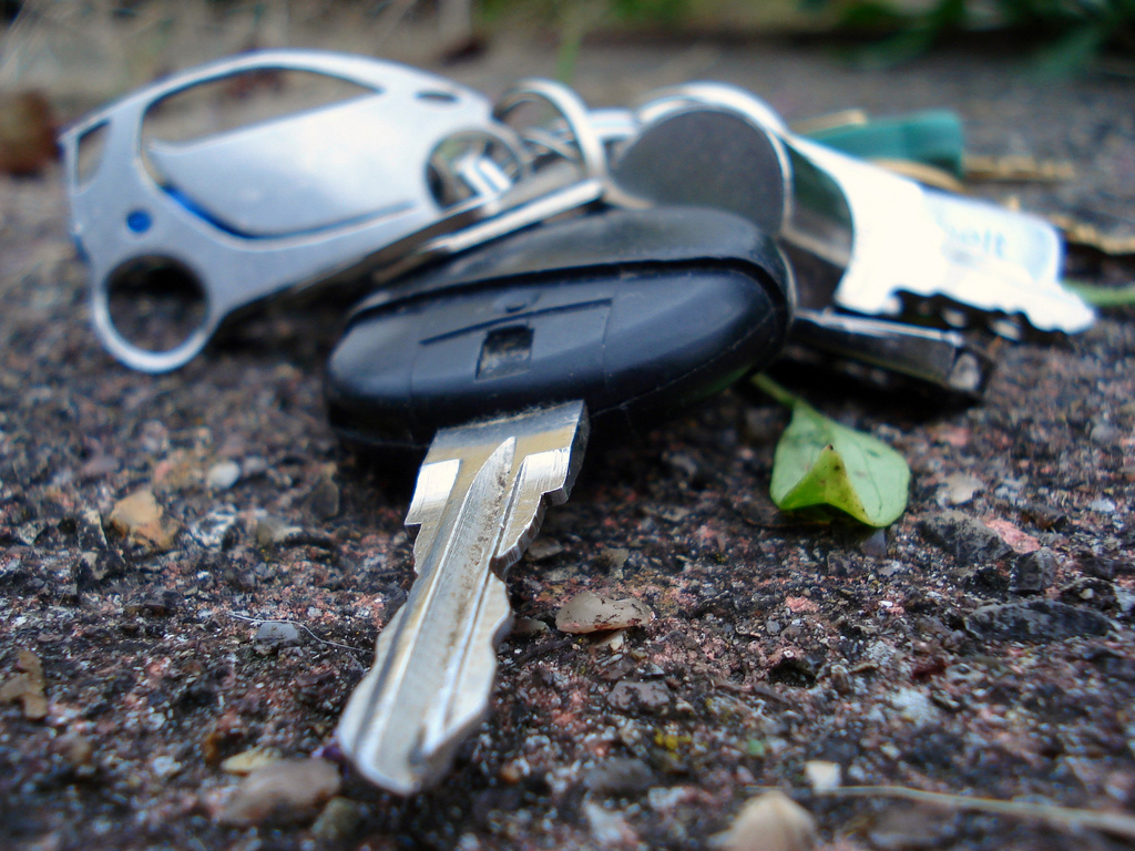 The High Cost of Losing Your Car Keys | HuffPost Life