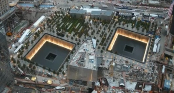Michael Arads 911 Memorial Reflecting Absence More Than A