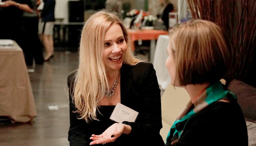 midas meet female investors