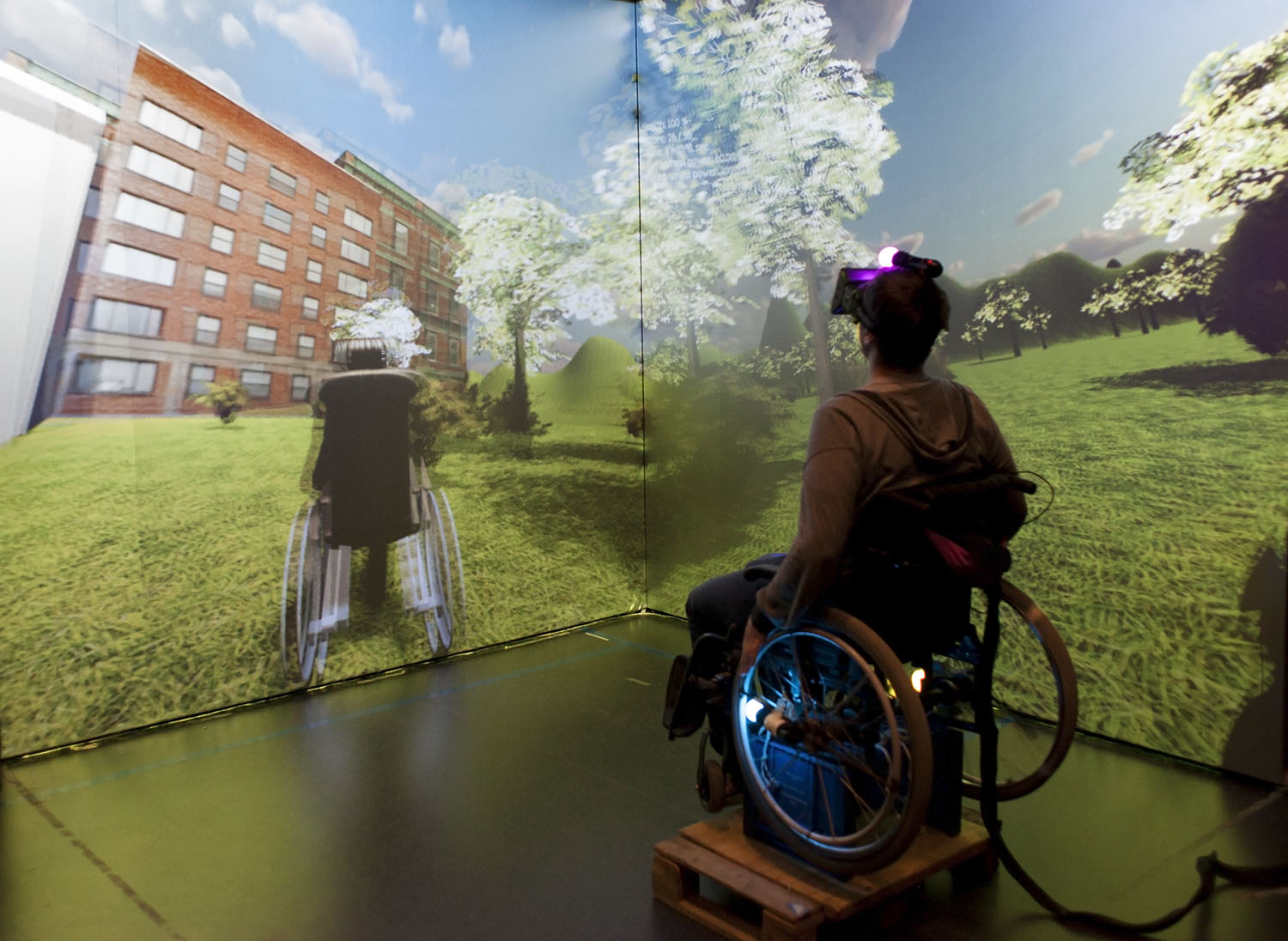 Virtual Reality Can Make Independence For Disabled People