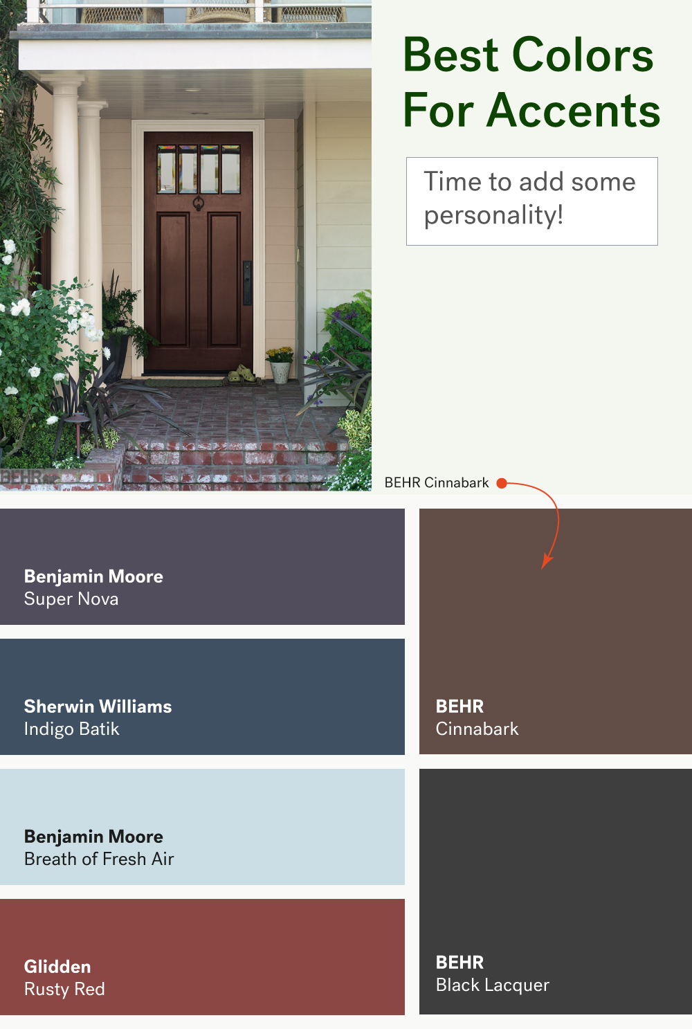 The most popular exterior paint colors huffpost for What is the best exterior paint