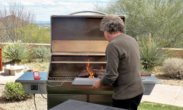 How to Clean and Maintain Your Pellet Grill | HuffPost Life