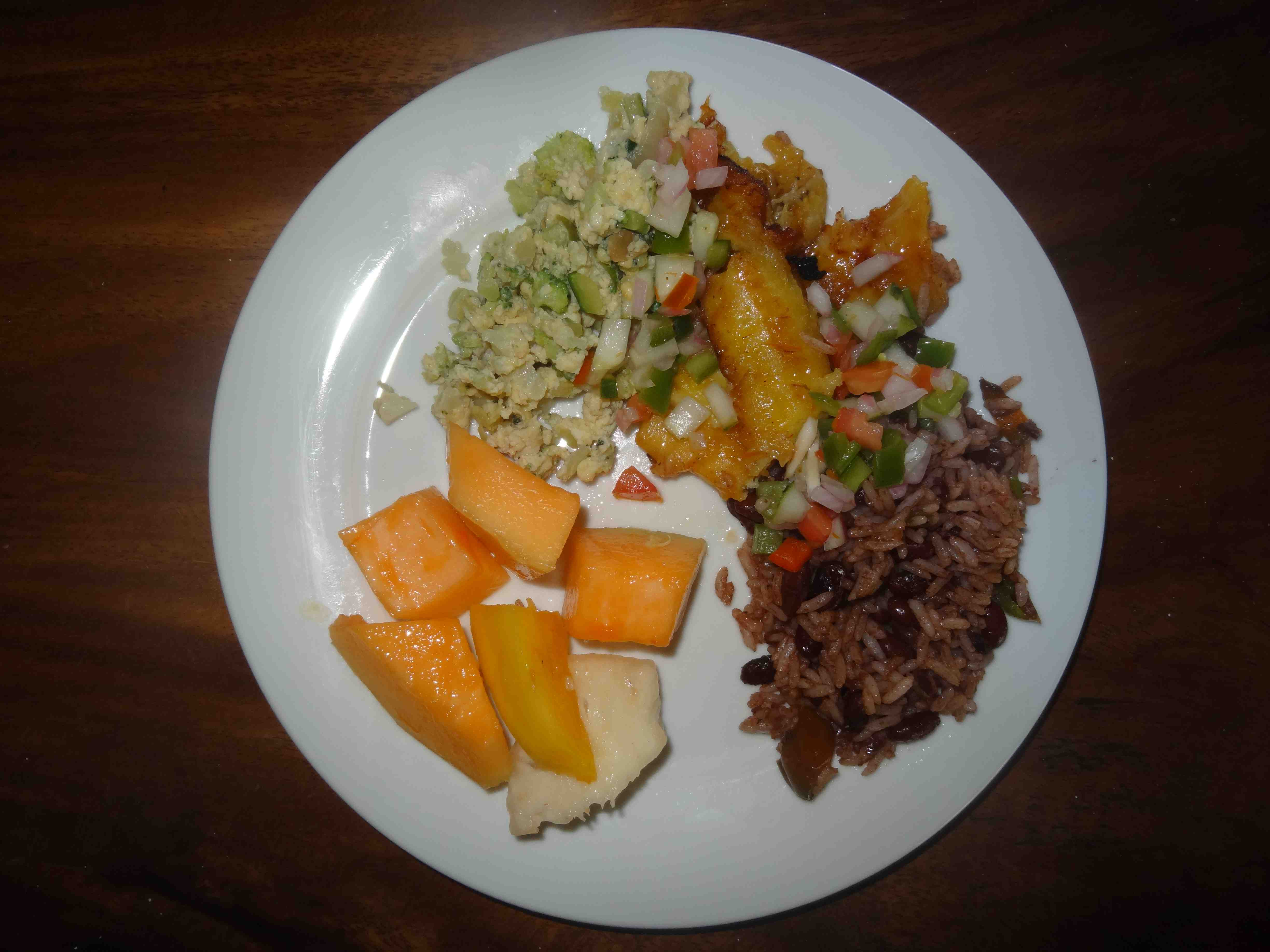 The Nicaraguan Diet Simple Low Cost Delicious And Nutritious