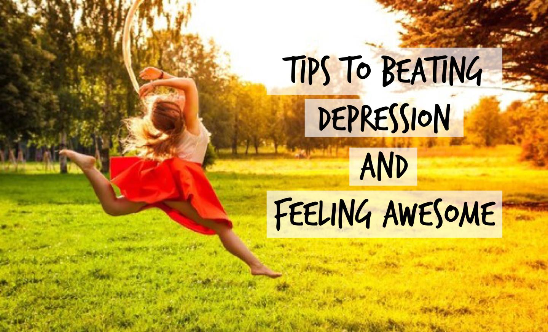 How to overcome depression essay