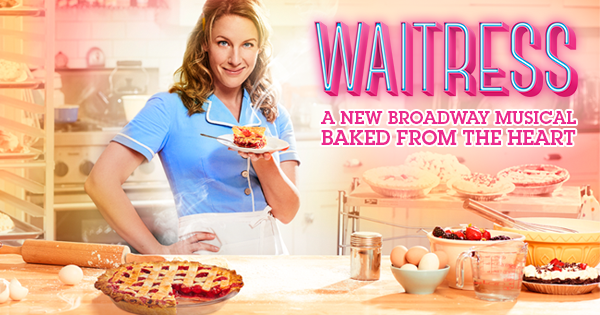 Image result for waitress musical