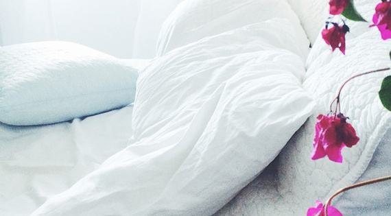 Images The One Thing You Should Do to Keep Your Bed Cool This Summer | HuffPost 1 sleep