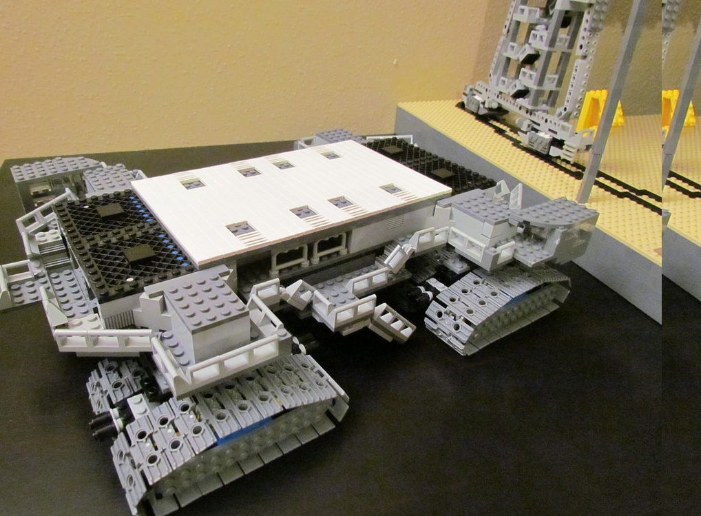 The LEGO Kennedy Space Center Launch Complex You Need To ...