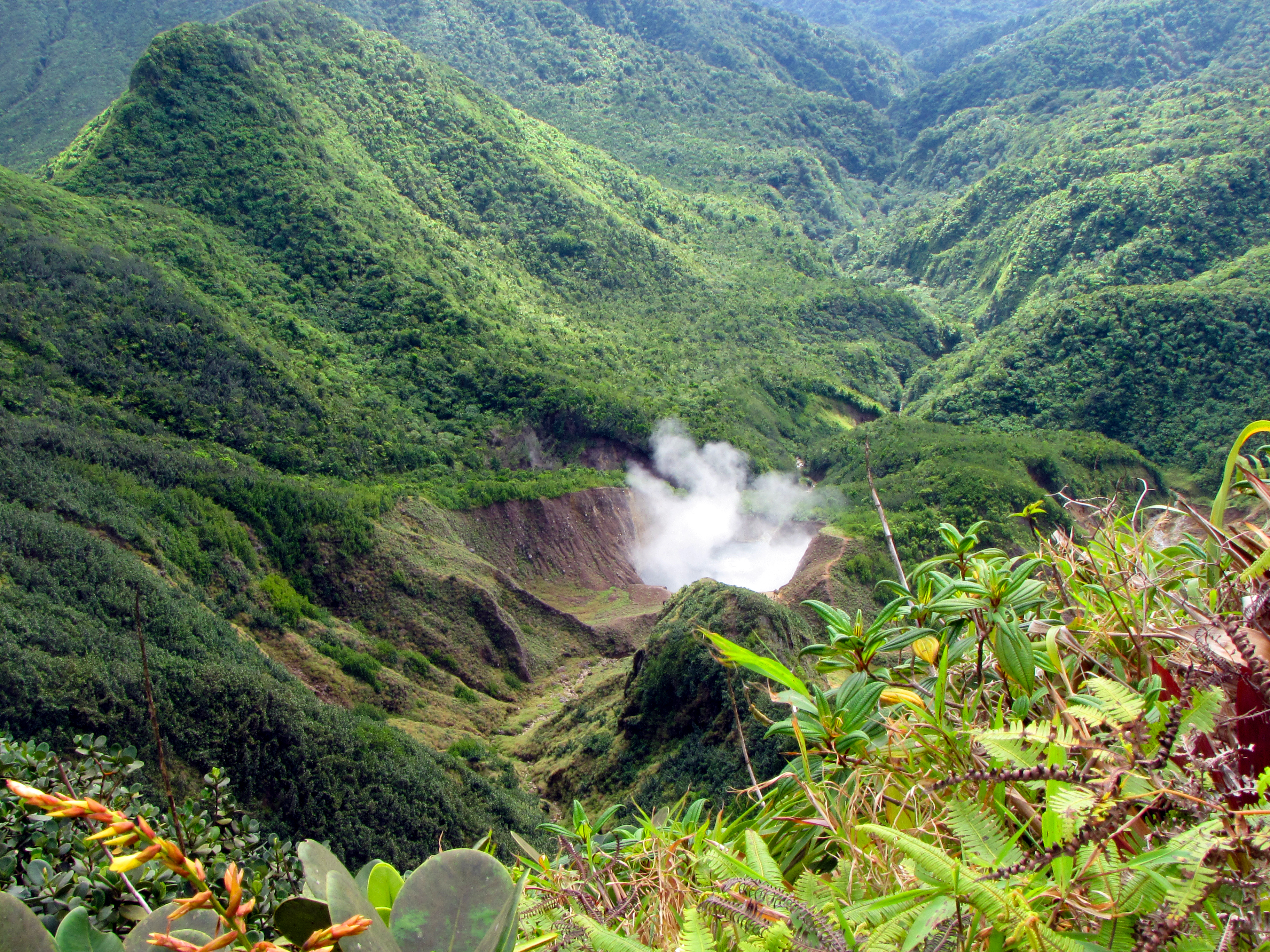 dominica the best hikes on the nature island of the caribbean