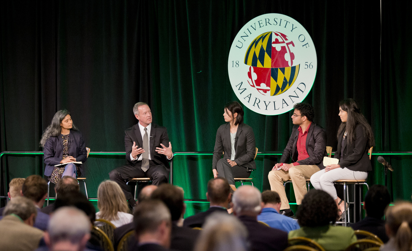 From left to right: Keya Chatterjee, Executive Director of the U.S ...