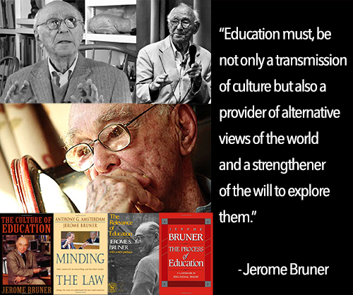 The Global Search for Education:  Remembering Jerome Bruner