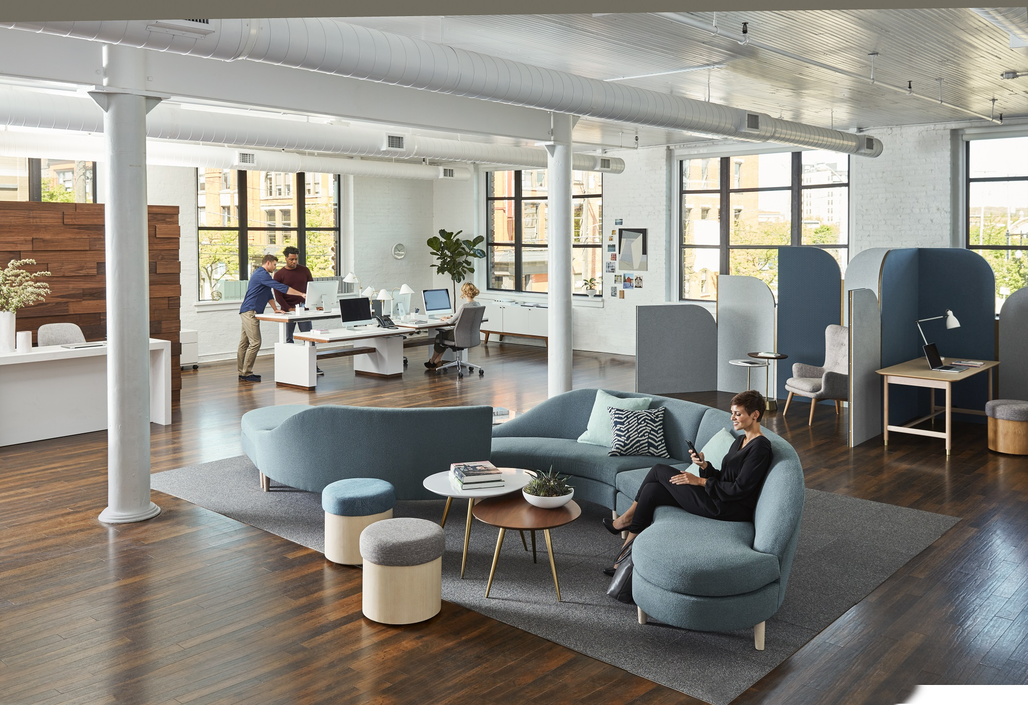 West Elm Workspace Continues To Push The Industry At NeoCon 2016 And Beyond