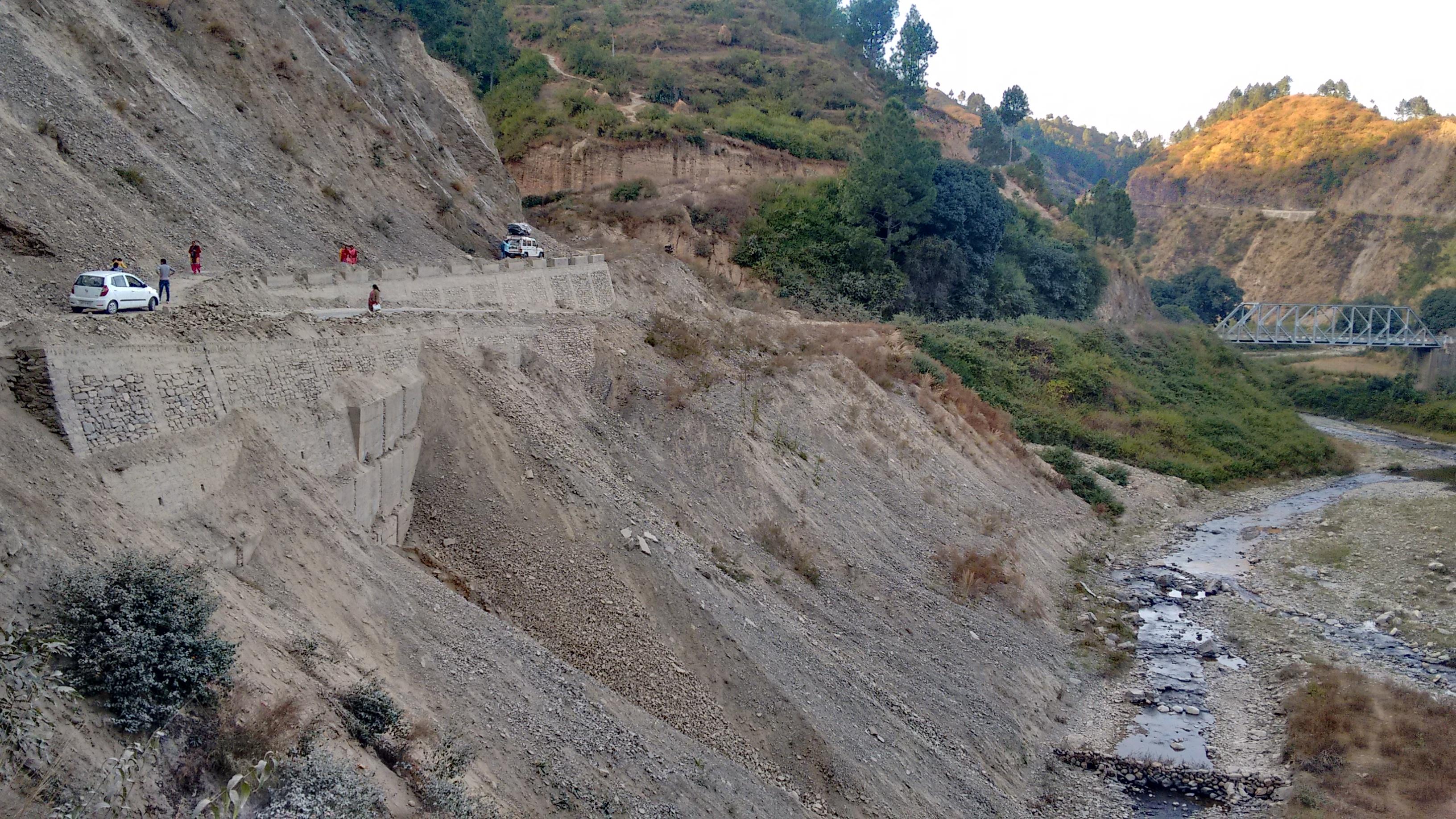 Uttarakhand's Roads Of Ruin
