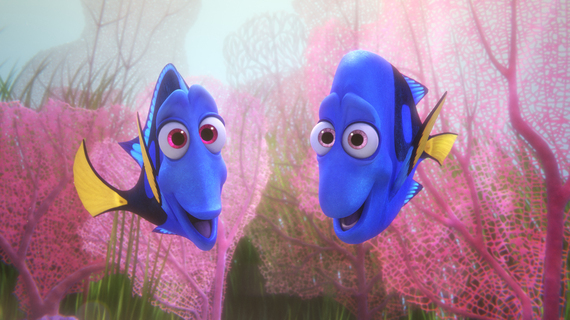 Finding Dory 3 Reasons To See It 1 Reason Why Not Huffpost