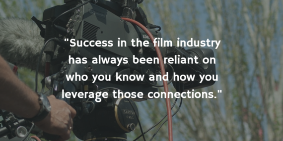 The Role Of Social Media In Film Marketing | HuffPost