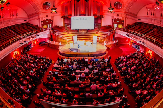 6 Reasons Why Entrepreneurs Need To Join The Next Startup Grind