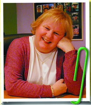 Lin Oliver, author, founder of the Society of Children's Book Writers and Illustrators