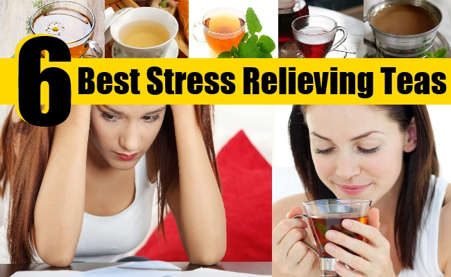6 Natural Tea Remedies for Stress and Anxiety | HuffPost Life