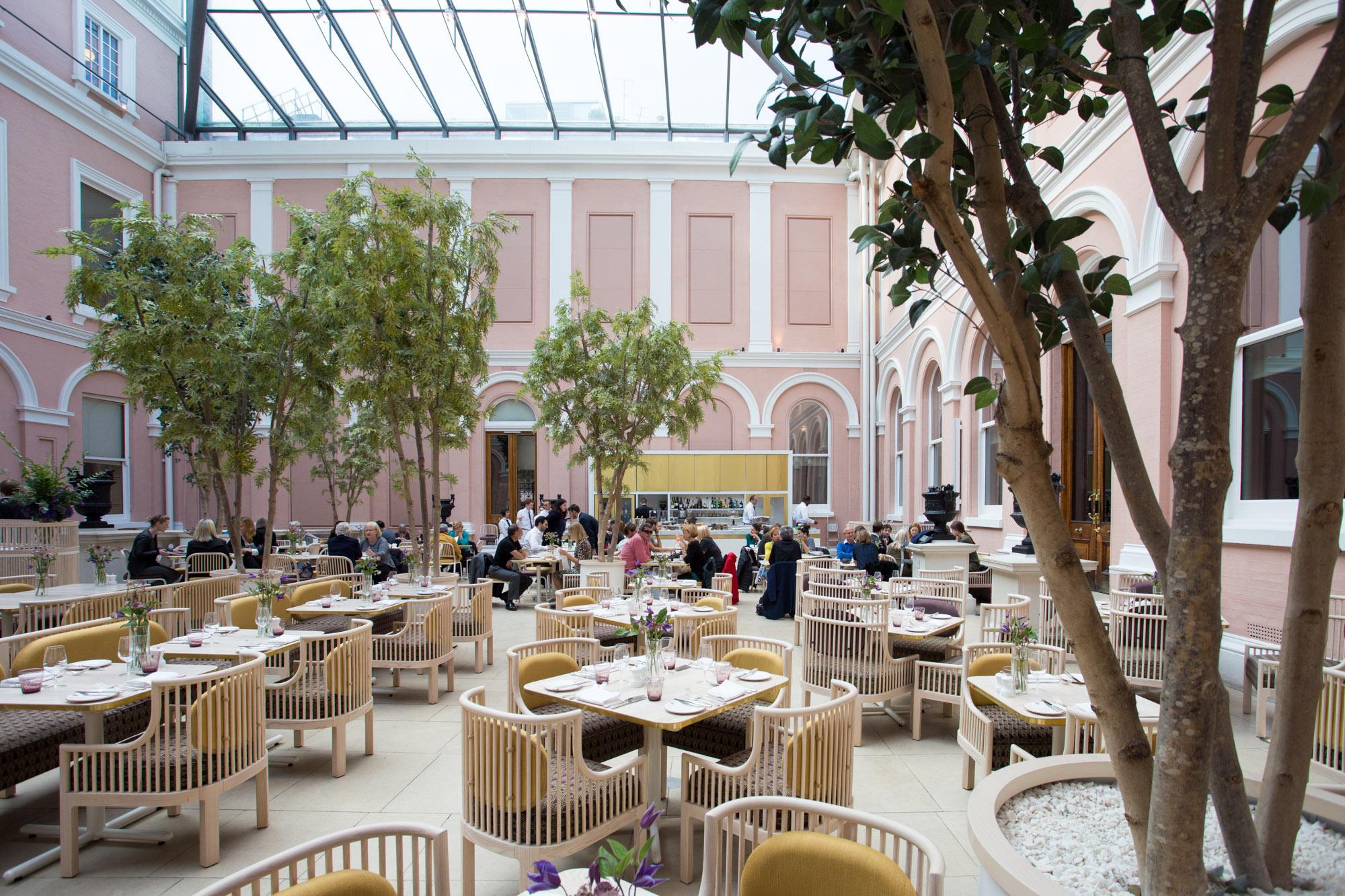 Dine Art London S Top Five Gallery Restaurants