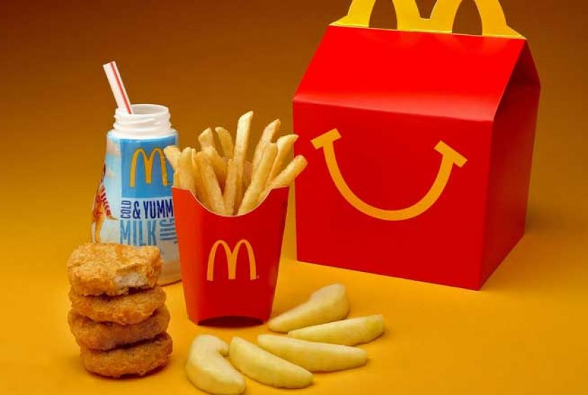Healthiest McDonald's Happy Meal Menu Items | HuffPost