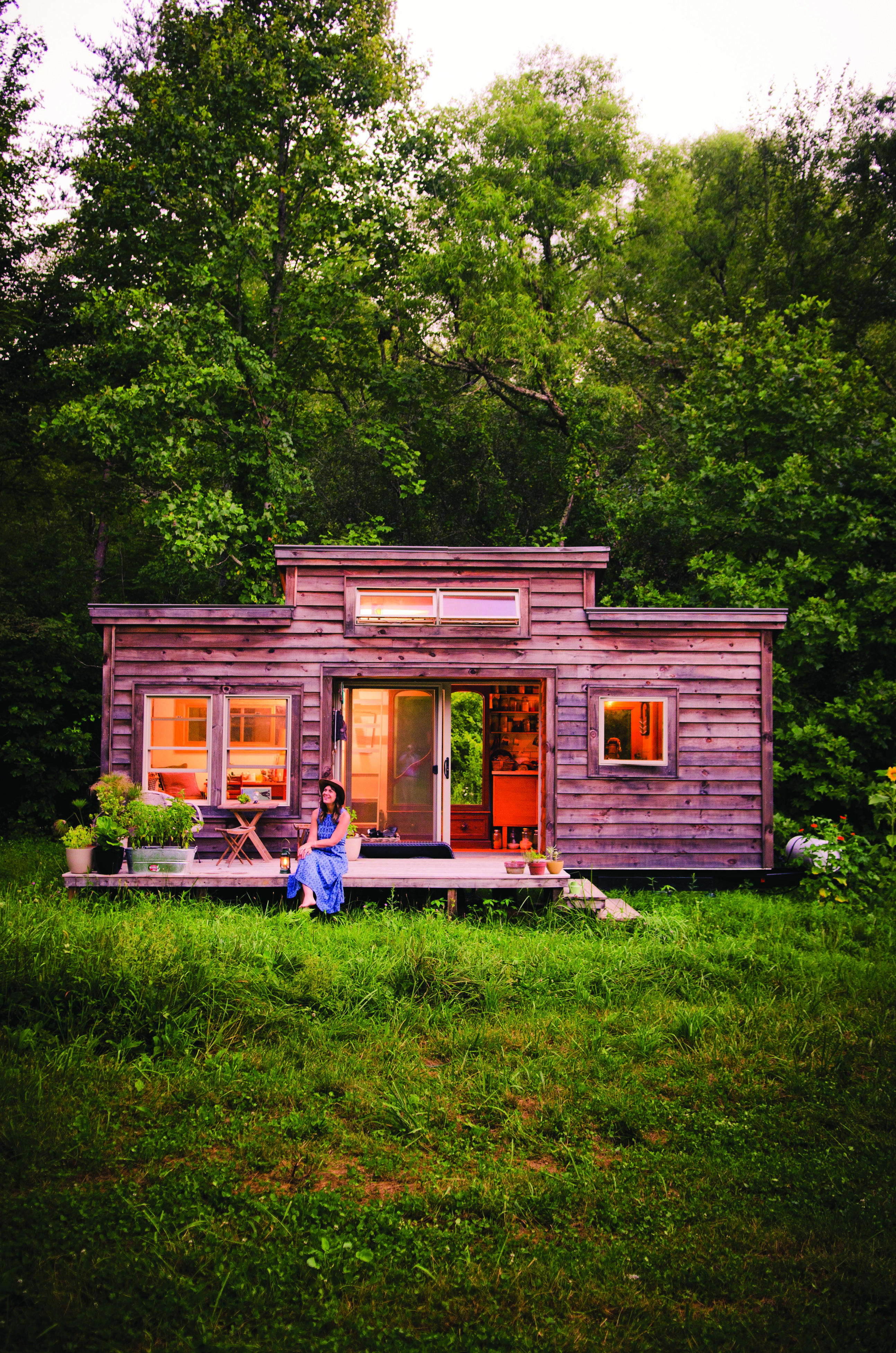 5 tiny houses made from recycled materials huffpost for House made by waste material