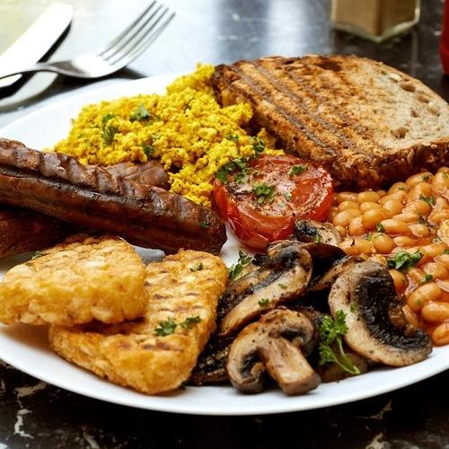 Finding vegan food in london for Cuisine vegan