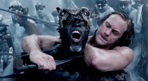 Hollywood Should Bury Tarzan And The Legend of Racism | HuffPost