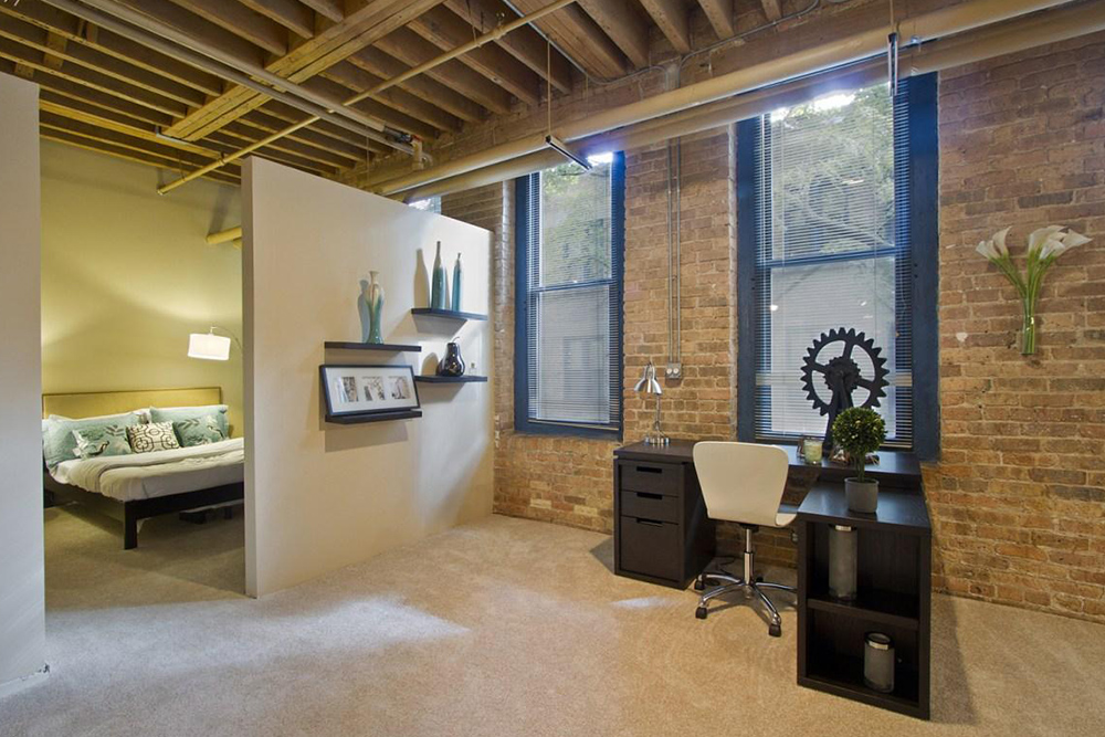 9 Unforgettable Industrial Chic Apartments HuffPost