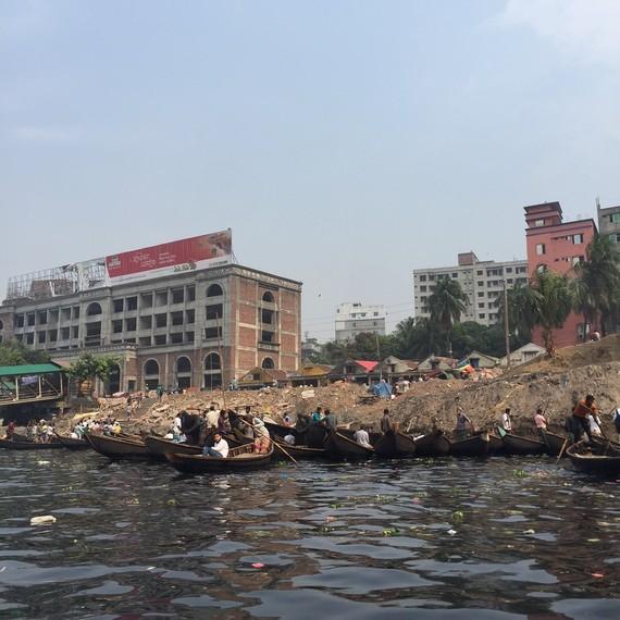 バングラデシュのショドルガッド