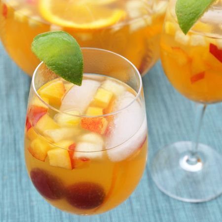 From Sangria to Smoothies: 8 Refreshing Summer Drinks