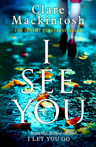 Image result for I See You by Clare Mackintosh