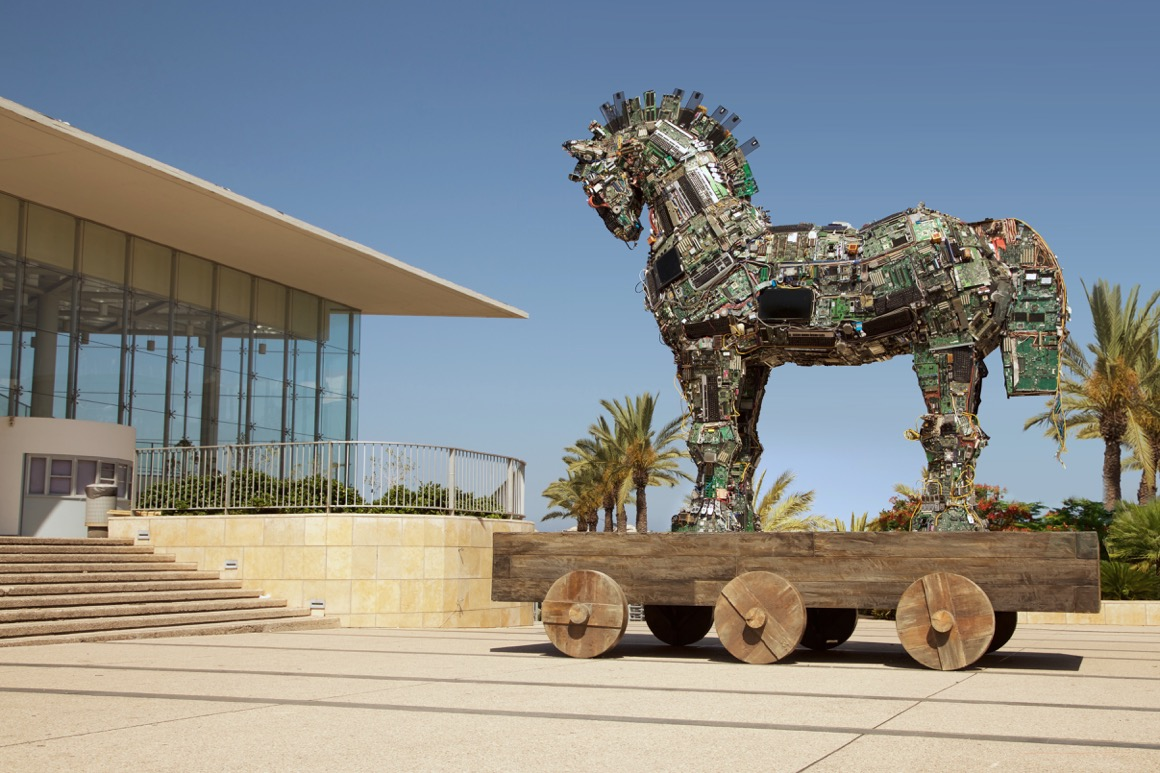 Image result for trojan horse, cyber, art, pictures