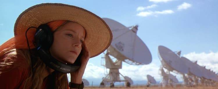 analysis of the character of ellie arroway the protagonist in contact a novel by carl sagan Carl sagan contact,  the character of theodore arroway, the father of the central protagonist ellie arroway still dies in the book.