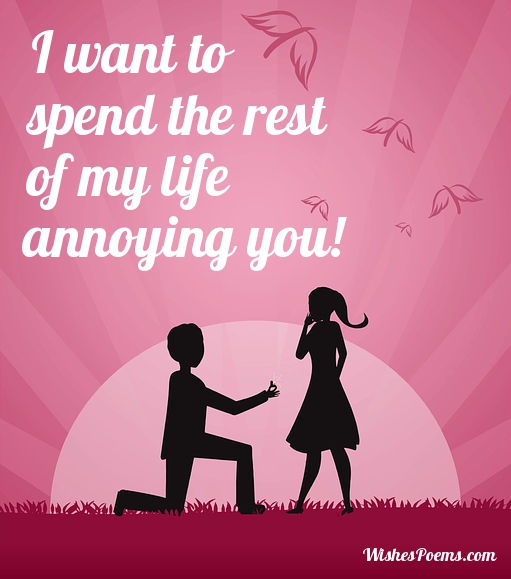 Cute And Funny Love Quotes For Her : Funny Love Quotes for Her