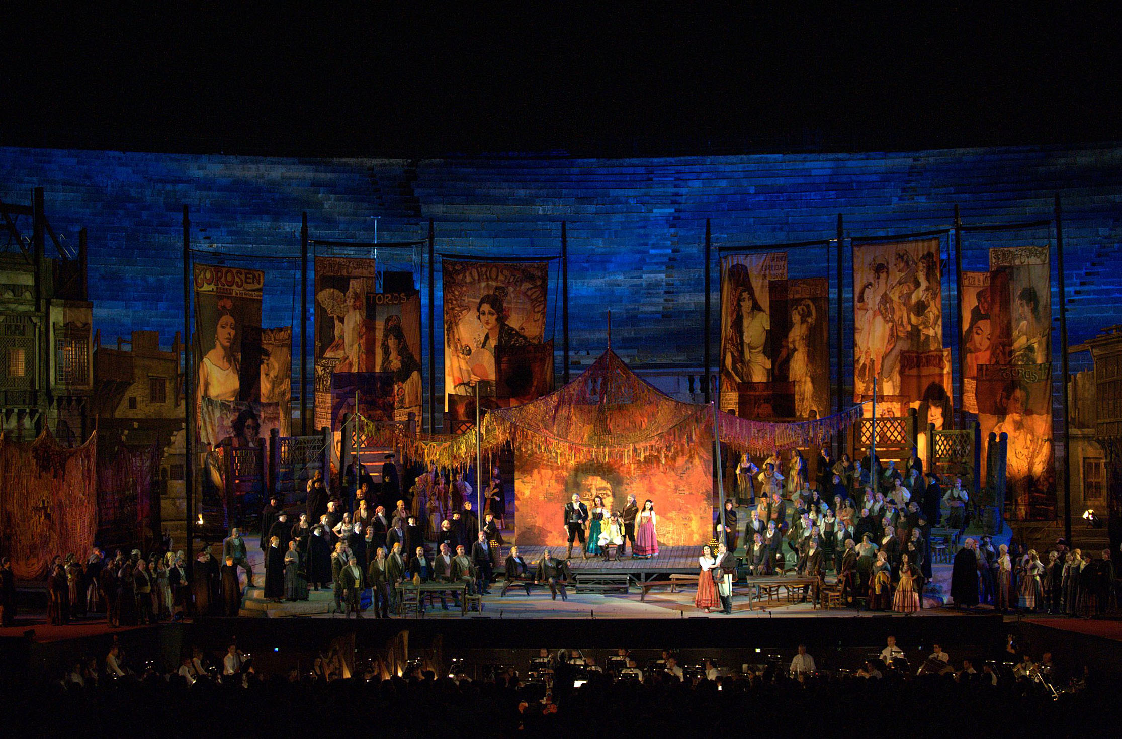 Carmen In Verona: Fusion Of Cultures And Spectacle | HuffPost