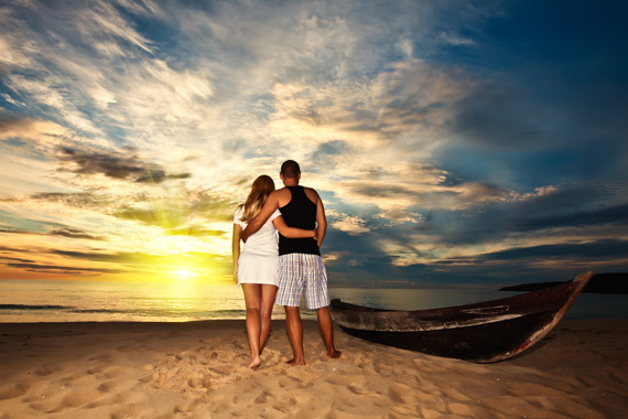 7 best places in every continent for a romantic vacation for Best place for couples vacation