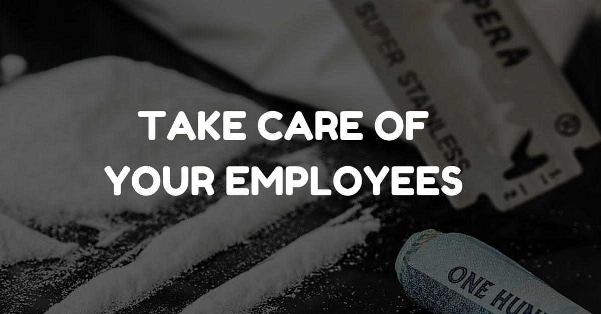 a substance abuse free workplace The financial benefit to you of becoming a drug-free workplace is that stopping substance abuse in the workplace is linked to reduced theft, fewer accidents, and increased productivity and profits and, you will receive a five percent reduction in your workman's compensation insurance premium.