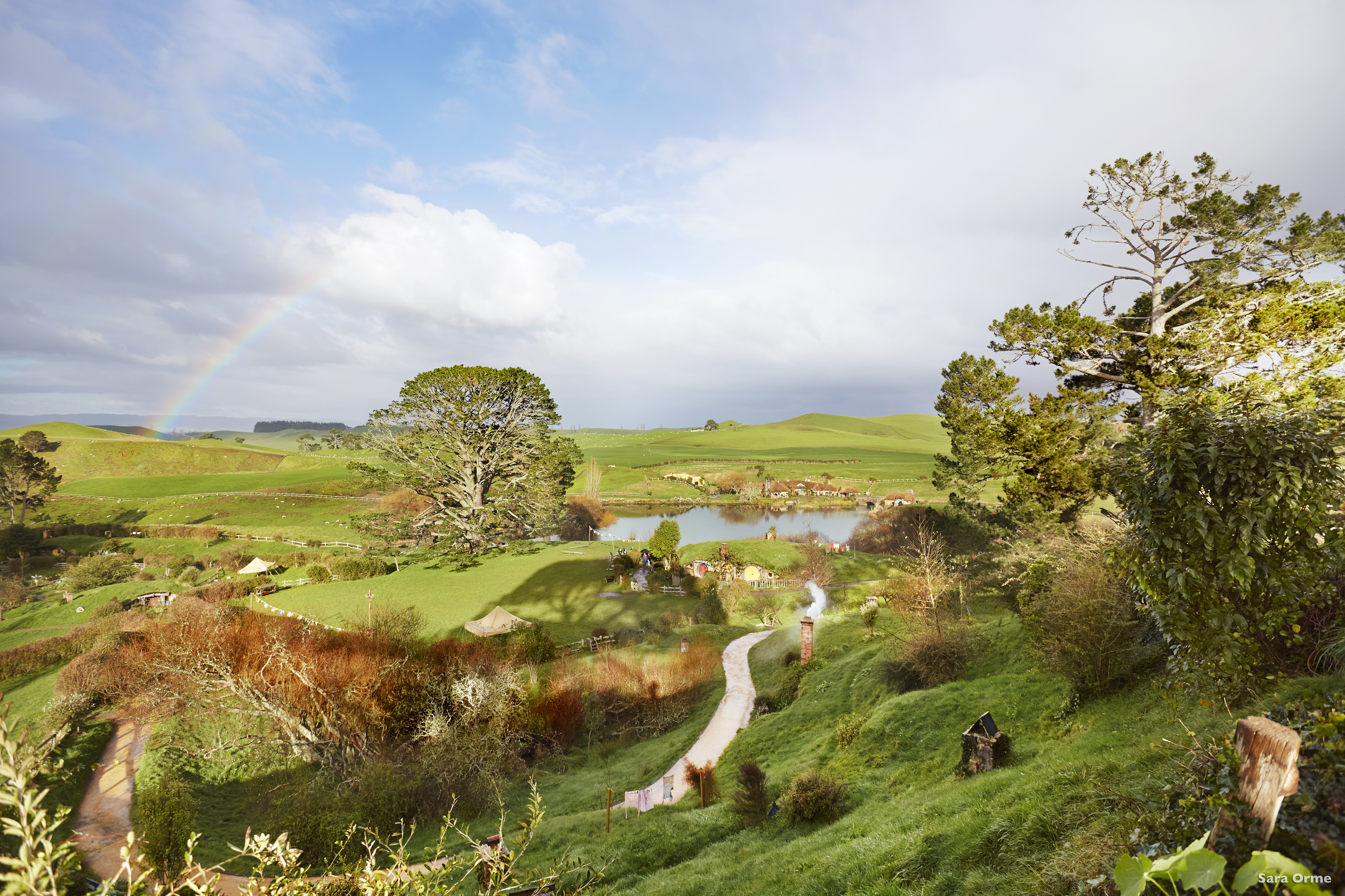 Visit The Real Hobbiton In New Zealand