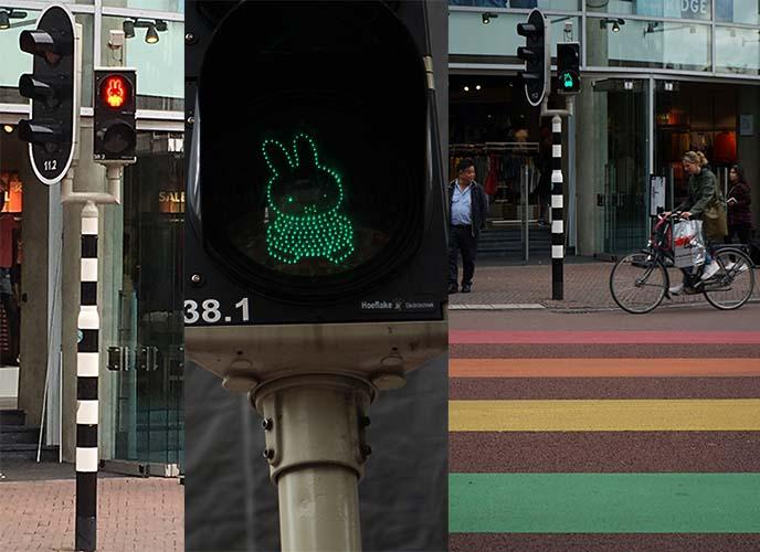Kết quả hình ảnh cho miffy's traffic light utrecht